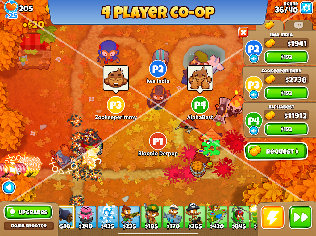 Bloons TD 6  poster 22