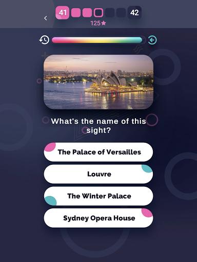 Robo Quiz: Free Offline HQ Trivia. Brain Test Game  screenshots 1