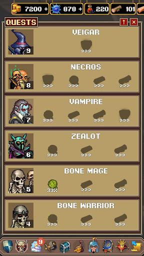 Royal Merchant: Shop Sim RPG 0.882 screenshots 4