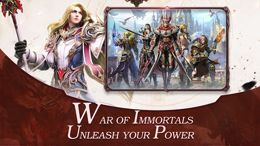 War of Rings-Awaken Dragonkin apkdebit screenshots 11