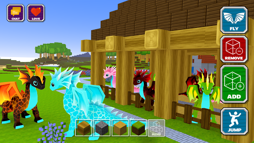 Dragon Craft 1.9.10 screenshots 4