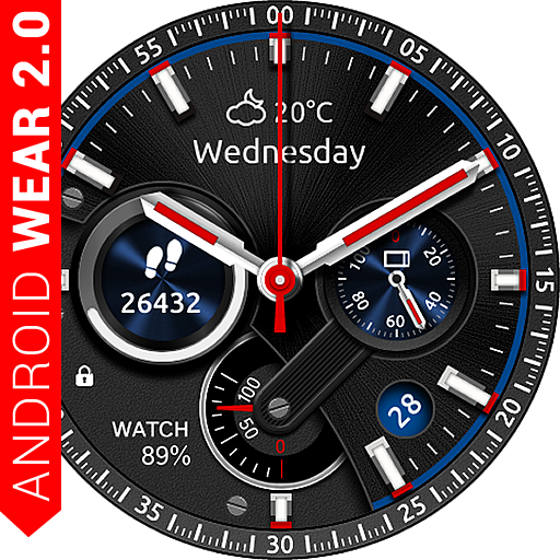 Authentic Watch Face Icon