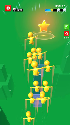 Run Race 3d : Fun Race - Short Cut Running Games  screenshots 4