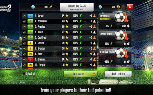 Football Champions 7.41 screenshots 14