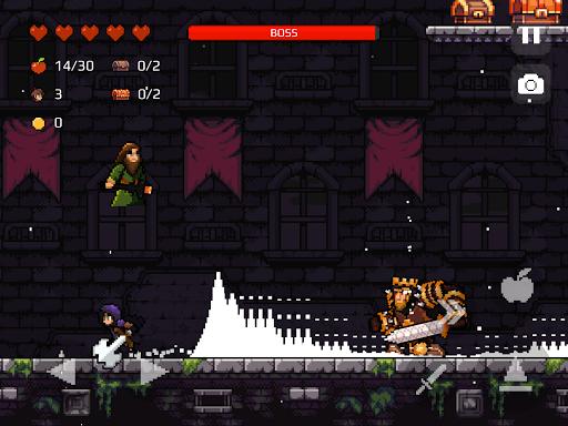 Apple Knight: Action Platformer  screenshots 13