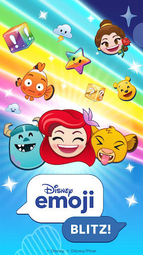 Disney Emoji Blitz apkslow screenshots 17