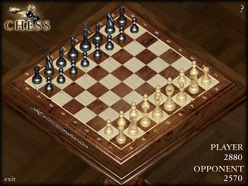 Code Triche Chess Paranoia (Astuce) APK MOD screenshots 1