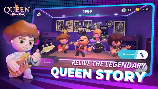 Queen: Rock Tour - The Official Rhythm Game 1.1.2 screenshots 4