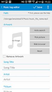 Star Music Tag Editor Pro v2.3.3 MOD APK by Star Music Studio 3