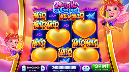 Double Win Casino Slots - Free Video Slots Games Apkfinish screenshots 2