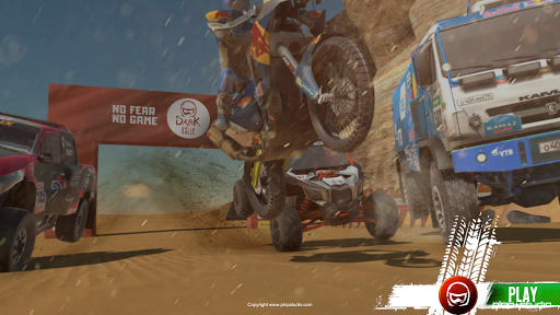 Dark Rally apktram screenshots 1