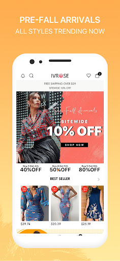 IVRose - Affordable Women's fancy Apparel android2mod screenshots 2