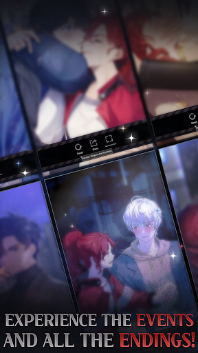 Havenless - Your Choice Otome Thriller Game Apkfinish screenshots 5