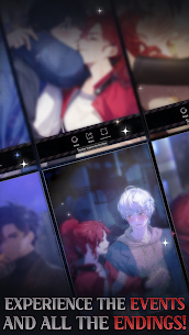 Havenless – Your Choice Otome Thriller Game Mod Apk 1.4.7 (Free Diamonds) 7
