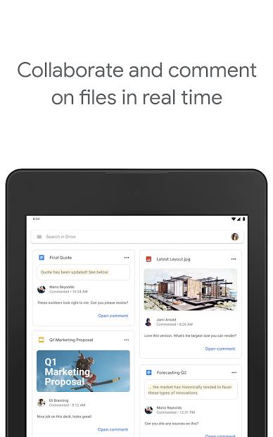 Google Drive screenshot 8