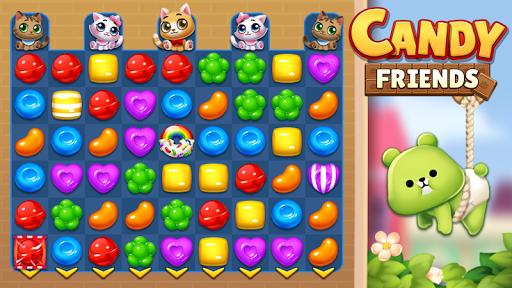Candy Friendsu00ae : Match 3 Puzzle 1.1.4 screenshots 1