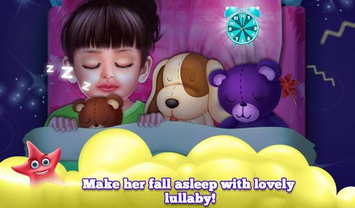 Aadhya's Good Night Activities Game 2.0.7 screenshots 1