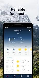 WeatherPro: Forecast, Radar & Widgets v5.6.3 [Premium] [Mod Extra] 2