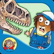 App Icon for Dinosaur Bone - Little Critter App in United States Google Play Store