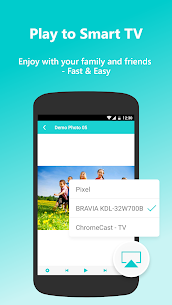 Nero Streaming Player Pro | Connect phone to TV 2.4.10 Apk 4