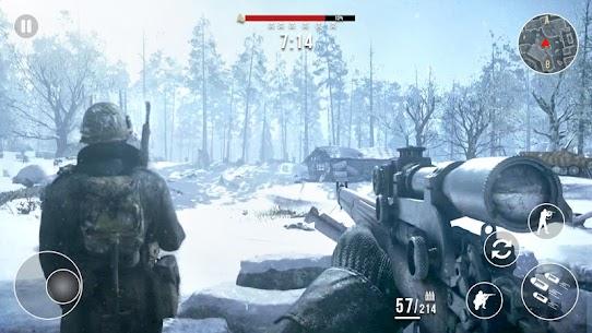 Call of Sniper Cold War: Special Ops Cover Strike Mod Apk (God Mode) 6