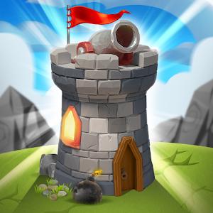Evil Tower Defense: PvP Castle Battle