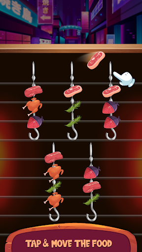 Cooking Sort - Free Ball Sort Puzzle Game  screenshots 9