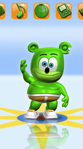 Talking Gummy Free Bear Games for kids screenshots 1
