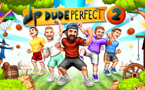 Dude Perfect 2 Screenshot
