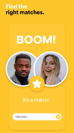 Bumble – Dating, Make New Friends & Networking  screenshots 2