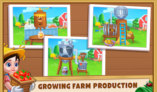 Farm House – Farming Games for Kids Apk Download NEW 2021 4