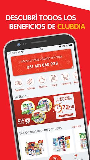 ClubDIA: La App de las Ofertas y el Ahorro  screenshots 1