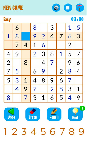 Sudoku 2020 2.2 screenshots 5
