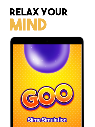 Goo: Stress Relief & ASMR Slime Simulator 1.0.5 screenshots 5