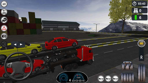 Real Heavy Truck Driver 1.2 screenshots 5