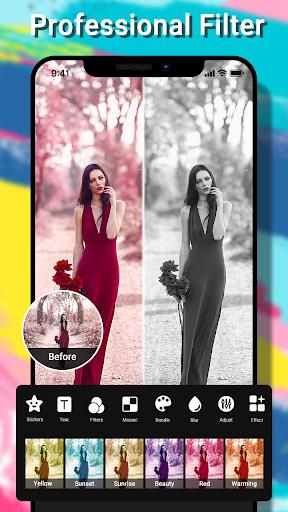 Photo Editor Pro - Collage Maker & Photo Gallery 1.3.2 Screenshots 2
