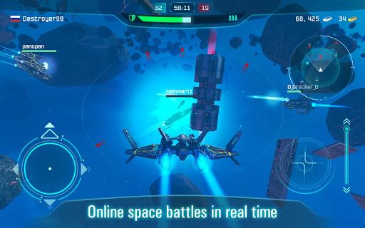 Space Jet: Galaxy Attack 3.00.2 screenshots 1