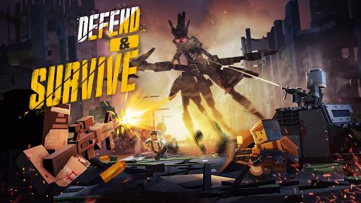Zombie Virus - Strike  screenshots 1