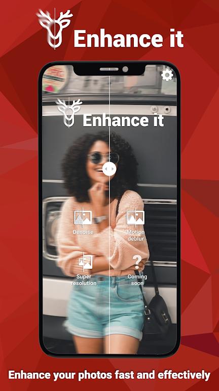 Enhance it - Fix your Photos  poster 0