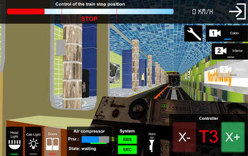 ag subway simulator lite unlimited screenshot 3