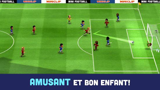 Mini Football screenshots apk mod 1