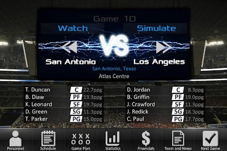 Basketball Dynasty Manager 16 Apk Download 3