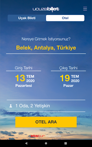 Ucuzabilet - Flight Tickets 3.1.8 Screenshots 24