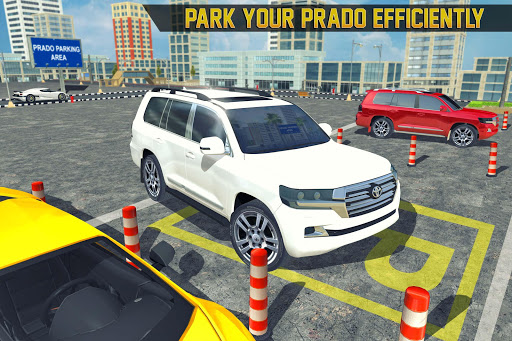 Prado luxury Car Parking: 3D Free Games 2019 7.0.1 screenshots 1