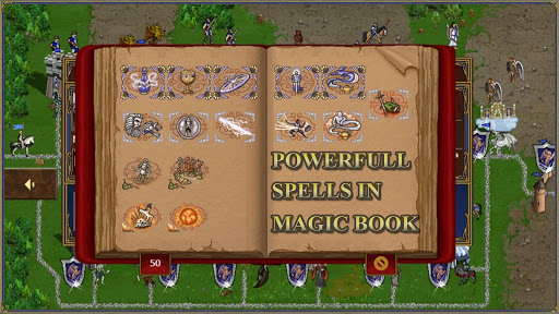 Heroes 3 and Mighty Magic: Medieval Tower Defense screenshots 3