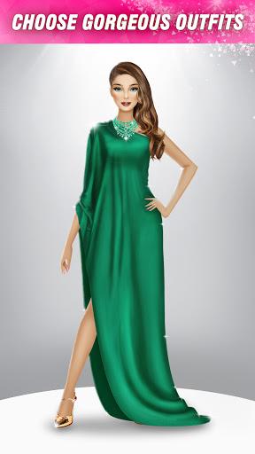 International Fashion Stylist - Dress Up Games  screenshots 2