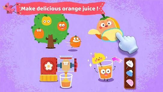 Baby Panda's Fruit Farm – Apple Family 5