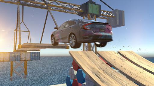Civic Driving And Race 0.1 screenshots 2