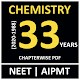 33 YEAR NEET CHEMISTRY PAST PAPER WITH SOLUTION