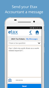 Etax Mobile App  For Pc (Free Download On Windows7/8/8.1/10 And Mac) 4